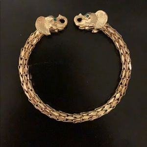 Lilly Pulitzer elephant cuff